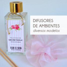 DIFUSORES DE AMBIENTE