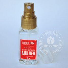 Lembrança dia Internacional da Mulher - Kit aromatizadores de ambiente - Home Spray