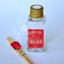 Lembrança dia Internacional da Mulher - Kit aromatizadores de ambiente - Difusor