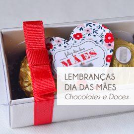 DIA DAS MÃES – CHOCOLATES E DOCES