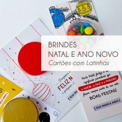 LEMBRANÇA NATAL-CARTÕES PERSONALIZADOS