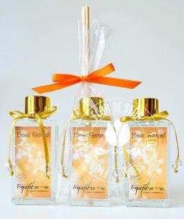 Lembranças e brindes perfumados para o Natal e Ano Novo